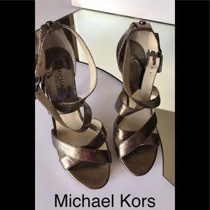 Michael Kors high heels sandal size 6M